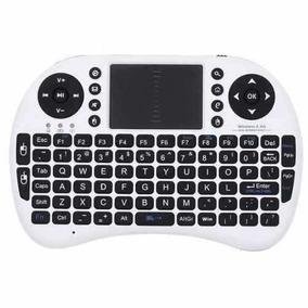 Mini Teclado Wireless Wifi Touch Mouse Pc Smartv Notebook Tv