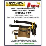 Cinturon Porta Herramientas Durleros - Herramientas en Mercado Libre ... 408752b8c3bf
