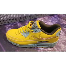 Zapatillas Tenis Nike Air Max Hombre Original 25 %dto. 31e7a2abcd85f