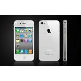Celular Iphone 4 32gb Blanco Version Nuevo En Caja Encargue