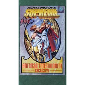 Supreme #41 (1993) - Alan Moore Assinado.