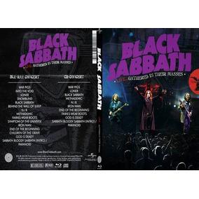 Cd E Dvd Black Sabbath - Live...gathered In Their Masses