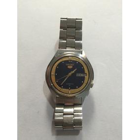5502826dd35 Relogio Seiko 5 Automatico Antigo - Relógios no Mercado Livre Brasil