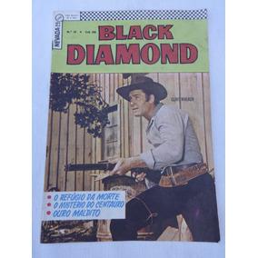 Nevada Nº 29: Black Diamond - Refúgio Da Morte - Ebal - 1966