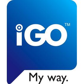 Software Gps Igo Central Multimidia 800x480 Envio Em 15min