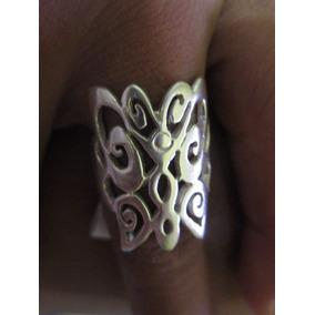 Anéis Borboletas Sensacionais E Exclusivos Prata 925. R  85 f1c0aa9ddb