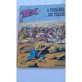 Revista Tex Nº 67 Setembro 76 Ed Vecchi 1ª Edição Bom Estado