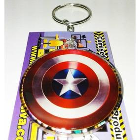 Chaveiro - Escudo - Capitão América