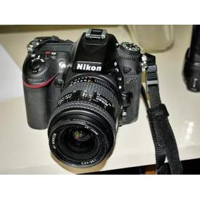 Nikon D90 Lentes 18-55 Y 55-200 Grip