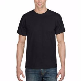 038911699e Camiseta 100% Algodão Lisa Básica - Fio 30 1 - Kit Com 24