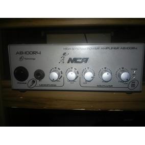 Amplificador Nca Ab100r4