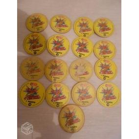 Lote Com 44 Tazos Looney Tunes Elma Chips Leia Descrição