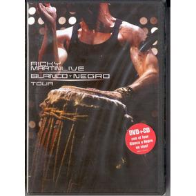Ricky Martin - Ricky Martin Live Black & White Tour - Dvd+cd