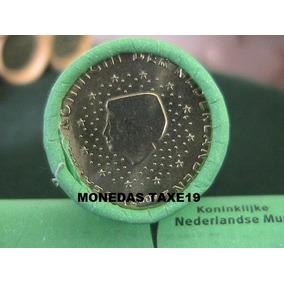 Holanda 2005 Moneda De 50 Centimos Euro Sin Circular- Rara