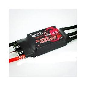 Esc Speed Control Mystery 80a Brushless Motor Lipo Trex 450