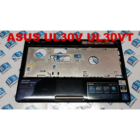 Carcaça Base Do Teclado + Touch Asus Ul30v Ul30vt