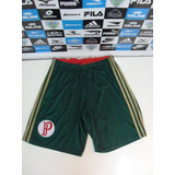 cd54c54e5b Calção Palmeiras 100 Anos Tam. M 33x44 Original adidas Novo