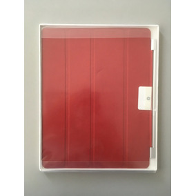 Ipad Smart Cover Leather Red Md304ll/a Red Original