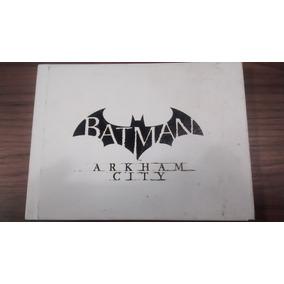 Batman Arkham City Xbox 360 Midia Física Sem Lacre