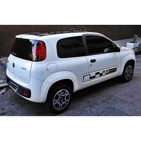 Adeivos Vivace Fiat Nova Uno Jogo 2011 2012 2013 2015 2015