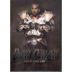 Don Omar - King Of Kings Live - Dvd