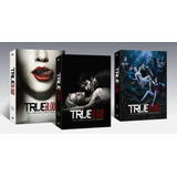 Dvd - True Blood - Temporadas 1 À 3 - 15 Discos
