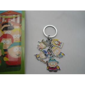 Chaveiro South Park 5 Personagens Desenho Animado Original