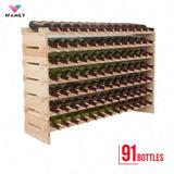 Exclusiva Cava Para 91 Botellas Importada
