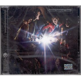 The Rolling Stones A Bigger Band Cd