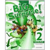 Big Surprise 2: : Activity Book; Vanessa Reilly