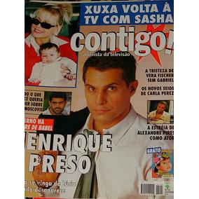 # Revista Contigo Edson Celulari Xuxa - No. 1205 Out 1998