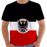 Camiseta Camisa Bandeira Alemanha Império Germany Imperial 3 30576fc09ada5