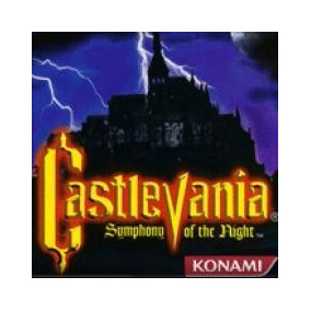 Castlevania Sotn Symphony Of The Night Ps3 Psn