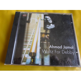 Cd Ahmad Jamal / Waltz For Debby / Novo