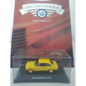 Dodge 1800 Se/carros/carrinho/brasil/dodge/coleção/amarelo