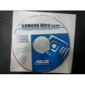 Cd De Instalação K8m890 Ultra Series