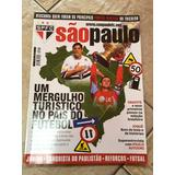 Revista São Paulo Fc Campeão Paulista Paulo Autuori Josué 6171e92638