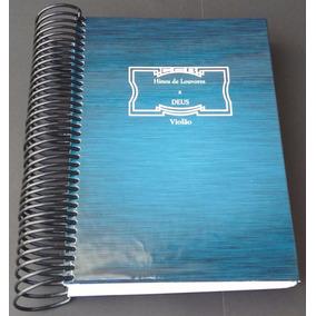 Hinário Cifrado Violão Nº 5 Ccb - Capa Dura - A5 (17x21x3cm)