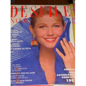 # Capa Desfile Xuxa - No. 279 Dezembro 1992