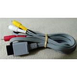 Nintendo Cable Audio Y Video Wii