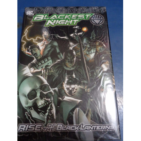 Blackest Night: Rise Of The Black Lanterns Hardcover