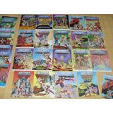 Mini Comics Excelentes ! Mattel He-man Motu Heman Skeletor