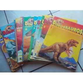 Revista Dinossauros Bom Estado Preço Por Unidade