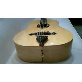 Guitarra Acustica Maderas Macizas Ebano Abeto / Oferta 24 Hs