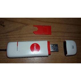 Modem 3g Zte Mf100 Claro Ideal Para Pc E Note Desbloqueado
