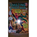 Amazing Spiderman 700 Ditko Variant Muerte De Peter Parker