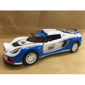 Miniatura Carro Colecao Lotus .