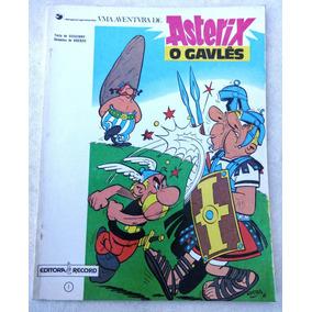 Asterix O Gaulês - Vol. 1 - 1ª Edição Da Record No Brasil