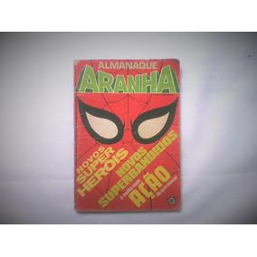 Almanaque Do Aranha 1982