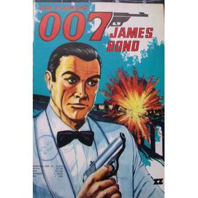 Comics / Revista - James Bond 007 - Edi. Zing Zang (1970)